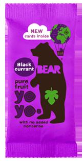 BEAR yoyo Brómberja