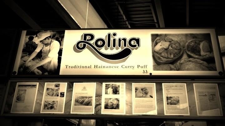Rolina Singapore Traditional Hainanese Curry Puff