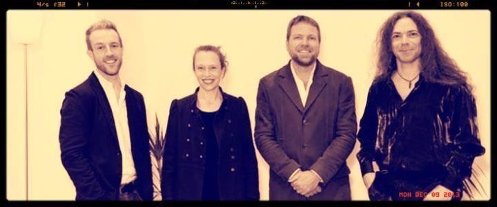 L'équipe de The Talking Tree – Conversation en anglais à Paris. Parler anglais avec un anglophone!