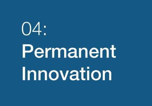 Permanent Innovation