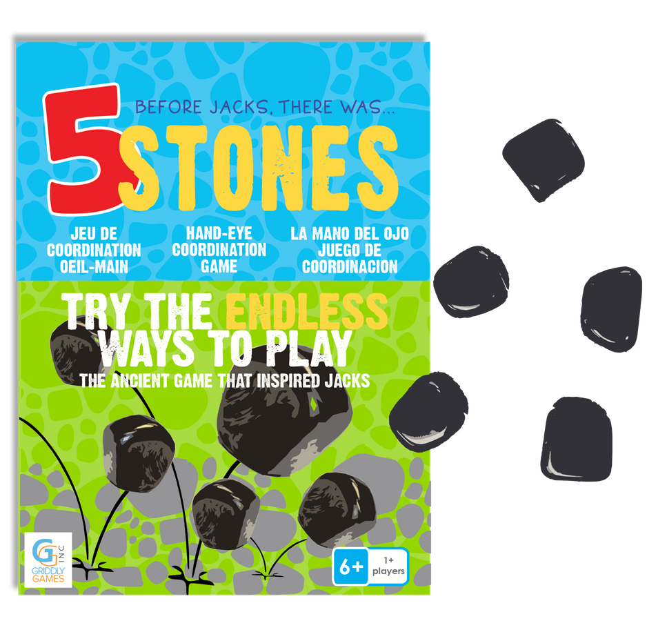 5 Stones Coordination Game