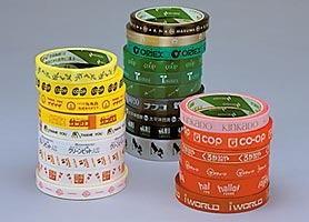 印刷セロテープ