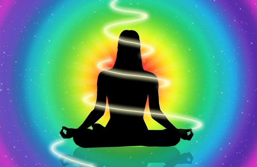 Kundalini Energy Illustration