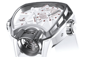 Watch components manufacturing