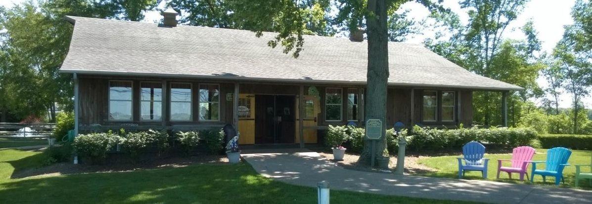 Paradise Park Clubhouse