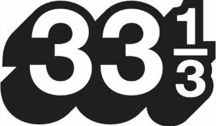 33 1/3