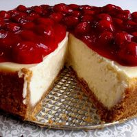 World Famous Joey Reynolds Cheesecake