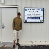 Mauna Loa on the Big Island