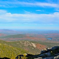 Mt Chocorua