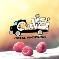 "Logo Design for ""Crave"" Food Truck Brand"