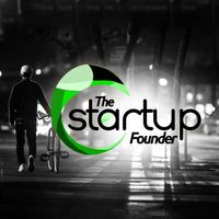 "Logo Design for ""The Startup Founder"" Website"