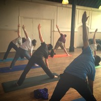 Yogi J Yoga, St Michaels church hall Walthamstow