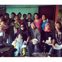 Cooking Workshop for The Body Shop and the Manila Muslim Community, March 2015