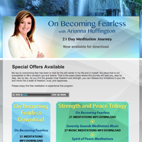 On Becoming Fearless - 21 Meditation Journey - http://goo.gl/2zhwjD