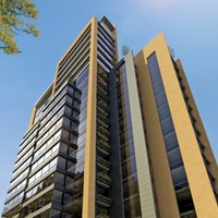 Clemenceau Residence - Luxurious residential Buildings in Clemenceau, Beirut that includes 5 basements 2 Blocks of 21 levels with 34 apartments. equipped with the latest technologies and Implemented as per each clients requirements.