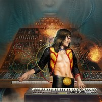 Keith Emerson Tribute illustration