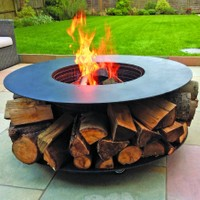 Fire Pit Features - Fire Garden Feature