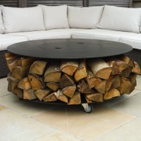 Fire Pit Features - Table Top