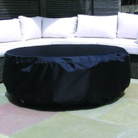 Fire Pit Features - Protective Cover