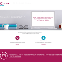 Plateforme Cipav Connect