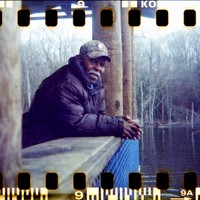 Robert Bell of Garrison takes a break to pose for a photo on the fishing pier at Lake Naconiche north of Nacogdoches on Feb. 9, 2014. Introduced in Hong Kong in 1979, the Holga eventually made its way around the world, capturing the imagination of students, teachers and artists alike.