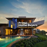 "Logo Design for ""Prime Home Buyers"" Real Estate Company"