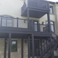 Multilevel Deck
