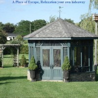 Custom built Gazebo