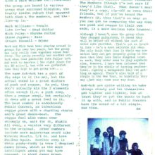 Fanzine write-up #2 Photo L-R: Luke Combo, Mick Foley, Mark Williams, Stevie J Wright, Stuart Russell.