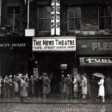 Jacey House & The News Theatre Manchester.