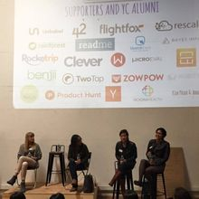 YC Female Founders Panel