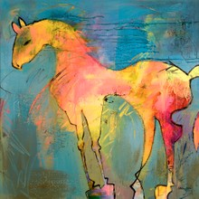 A Horse of a Different Color /SOLD