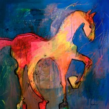A Horse of a Different Color 2  /SOLD
