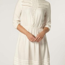 Lace insert dress  manufactured for Dorothy Perkins