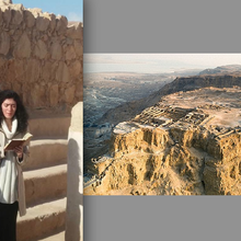 Historic Event at Masada