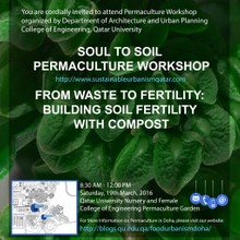 Soul to Soil Permaculture Workshop