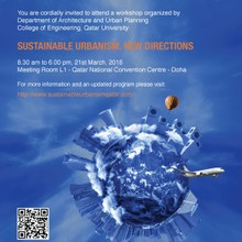 Sustainable Urbanism. New Directions