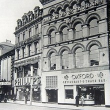 The News Theatre, High Street, Dale End, Birmingham.