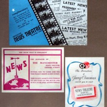 Free Passes to the News Theatres