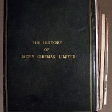 'The History of Jacey Cinemas Ltd', Our Old Scrapbook From 1932