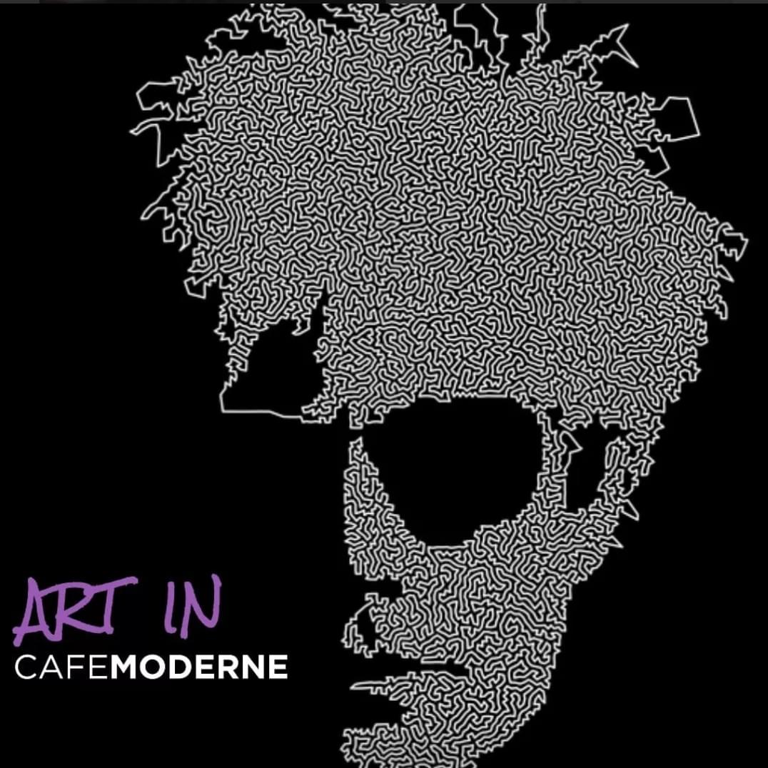 CafeModerne was an Art Concept in West Palm Beach