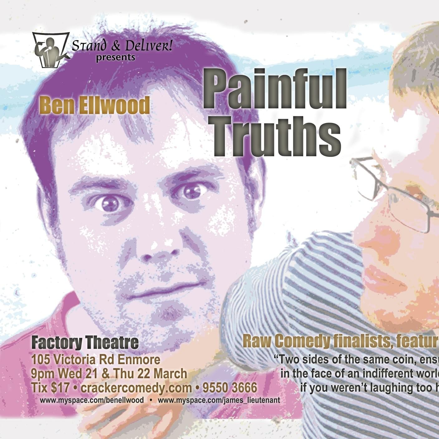 Painful Truths (production, design)