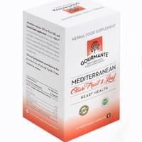 Gourmante Mediterranean Olive Fruit & Leaf HEART HEALTH Formula