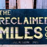 The Reclaimed Miles