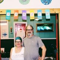 Jason and Gina Daniels of Jax-Zen Float