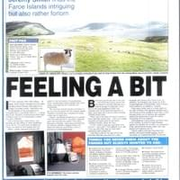 Feeling a bit Sheepish travel article