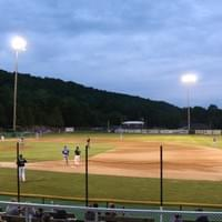 Baseball Night Game Little Falls Diamond Dawgs