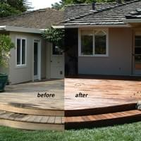 A properly cleaned & sealed deck can completely transform your space.