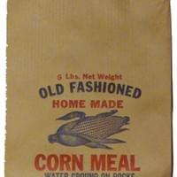 Corn Meal Bag