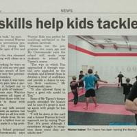 Warrior Kids help kids tackle issues